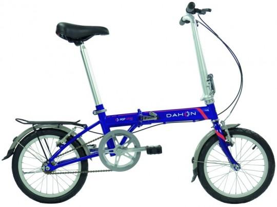 Складной велосипед Dahon POP Uno (2016)