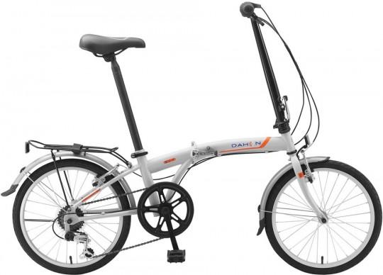 Складной велосипед Dahon Suv D6 (2016)