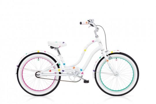 Детский велосипед Electra Heartchya 3i Girls 20 (2017)
