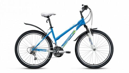 Женский велосипед Forward Iris 1.0 (2016)