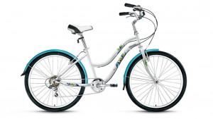 Велосипед женский Forward Evia 1.0 (2016)