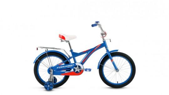 Детский велосипед Forward Rocky 18 boy (2016)