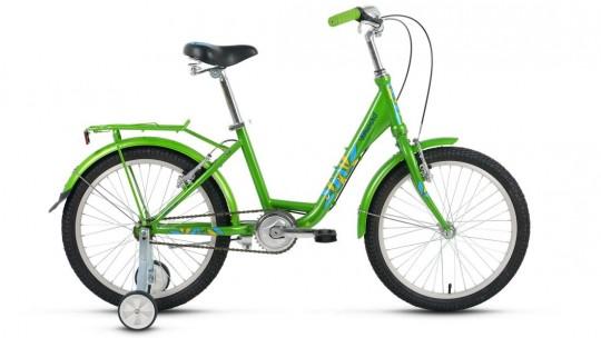 Детский велосипед Forward Grace 20 (2016)