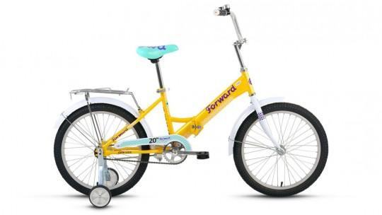 Детский велосипед Forward Timba Girl (2016)