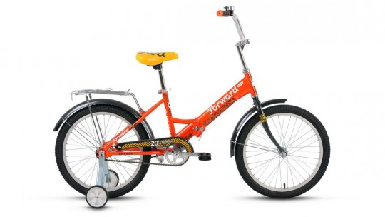 Детский велосипед Forward Timba Boy (2016)