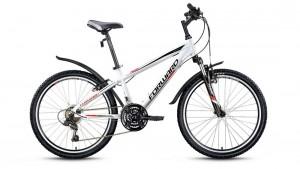 Подростковый велосипед Forward Twister 1.0 (2016)