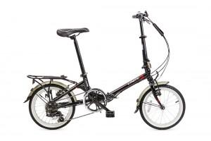 Складной велосипед Langtu TU 01 (2016)
