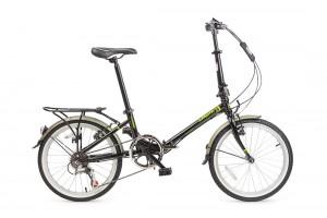 Складной велосипед Langtu TU 026 (2016)