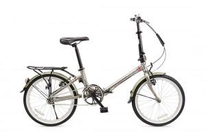 Складной велосипед Langtu TU 02 (2016)