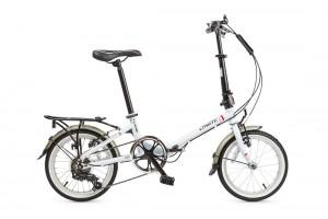 Складной велосипед Langtu TU 16 (2016)
