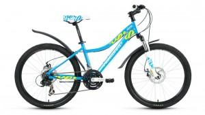 Подростковый велосипед Forward Rivera 2.0 disc (2016)
