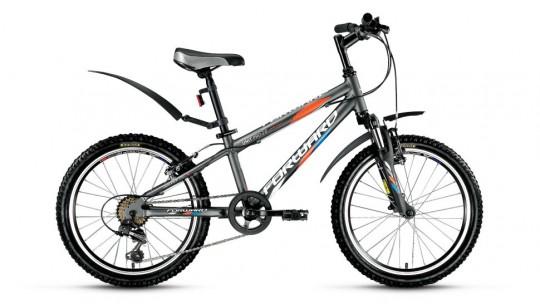 Детский велосипед Forward Unit Pro 2.0 (2016)