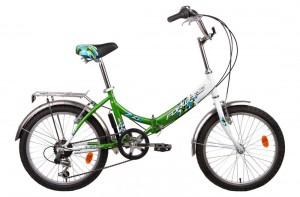 Складной велосипед Forward Arsenal 2.0 (2015)