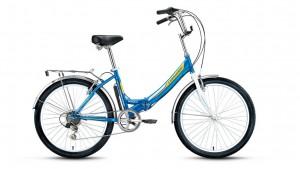 Складной велосипед Forward Valencia 2.0 (2016)