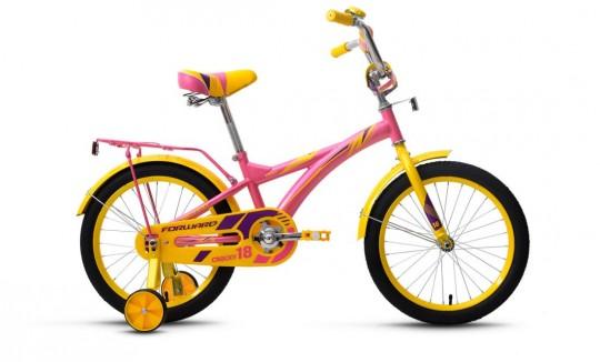 Детский велосипед Forward Crocky 18 Girl (2017)