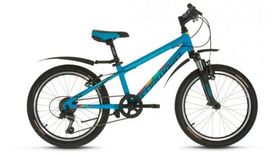 Детский велосипед Forward Unit Pro 2.0 (2017)