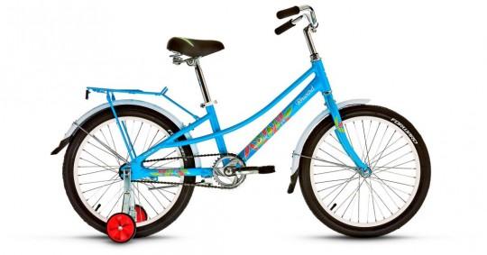 Детский велосипед Forward Azure 20 (2017)