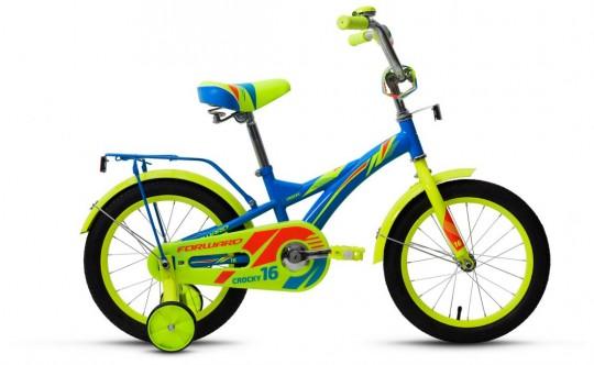Детский велосипед Forward Crocky 16 Boy (2017)