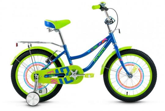 Детский велосипед Forward Funky 18 Boy (2017)