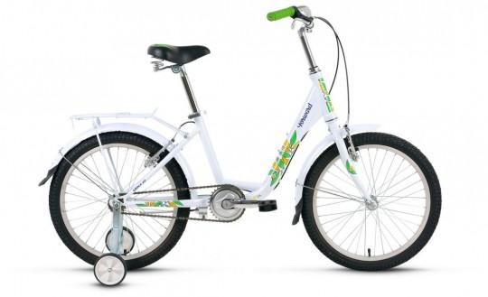 Детский велосипед Forward Grace 20 (2017)