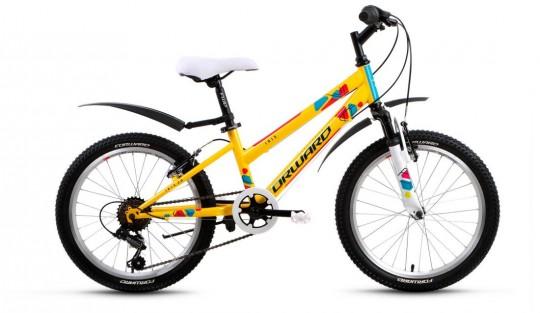 Детский велосипед Forward Iris 20 (2017)