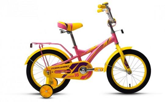 Детский велосипед Forward Crocky 16 Girl (2017)