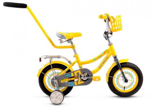 Детский велосипед Forward Funky 12 Boy (2017)