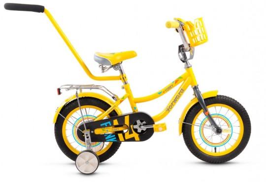 Детский велосипед Forward Funky 14 Boy (2017)