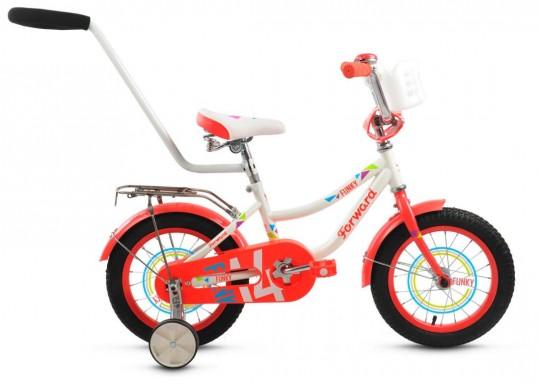 Детский велосипед Forward Funky 14 Girl (2017)
