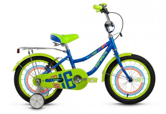 Детский велосипед Forward Funky 16 Boy (2017)