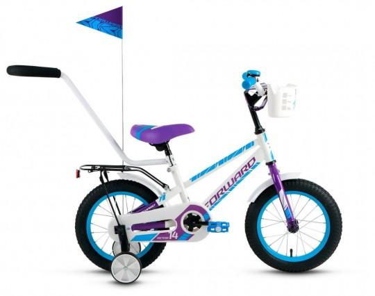 Детский велосипед Forward Meteor 14 (2017)