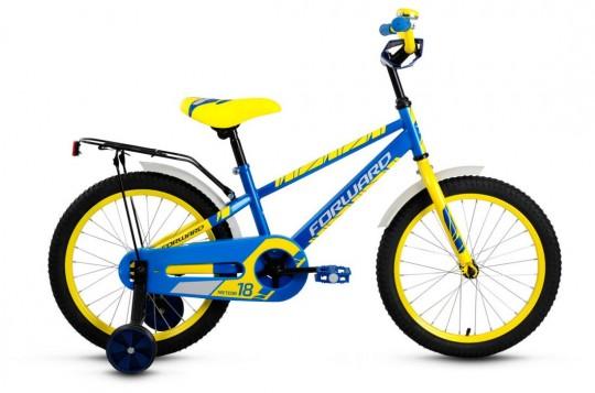 Детский велосипед Forward Meteor 18 (2017)