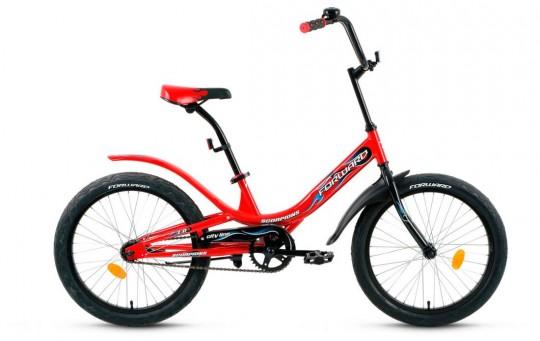 Детский велосипед Forward Scorpions 1.0 (2017)
