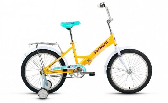 Детский велосипед Forward Timba Girl (2017)
