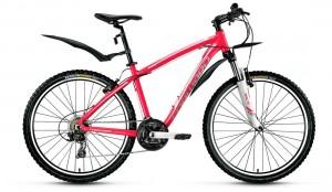 Женский велосипед Forward Agris Lady 1.0 (2017)