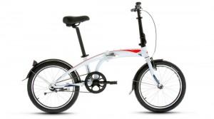 Складной велосипед Forward Omega 1.0 (2017)