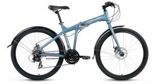 Складной велосипед Forward Tracer 2.0 Disc (2017)