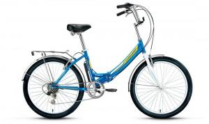 Складной велосипед Forward Valencia 2.0 (2017)