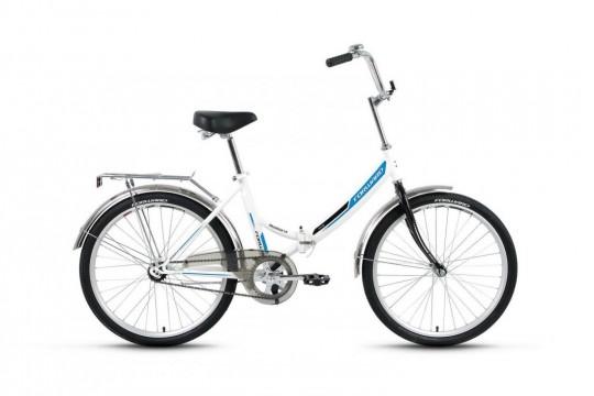 Складной велосипед Forward Valencia 1.0 24 (2018)