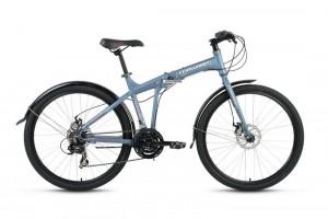 Складной велосипед Forward Tracer 2.0 disc (2018)