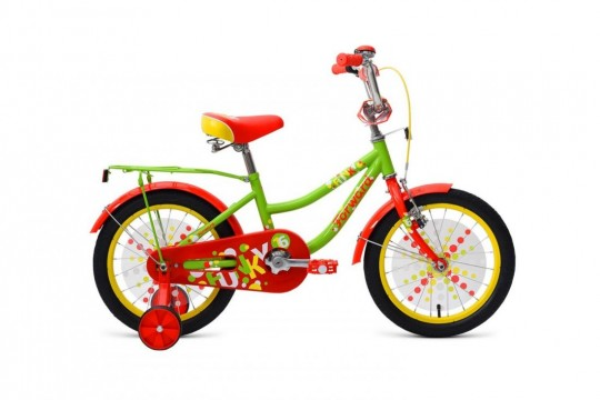 Детский велосипед Forward Funky 16 (2019)