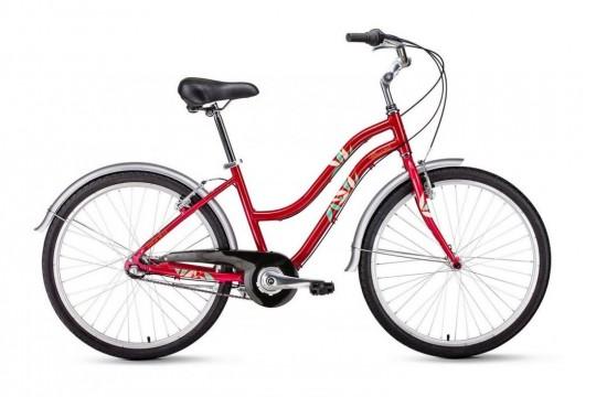 Дорожный велосипед Forward Evia Air 26 2.0 (2019)