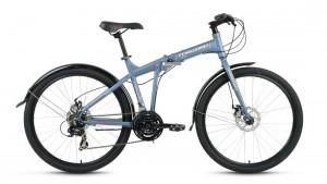 Складной велосипед Forward Tracer 2.0 disc (2019)