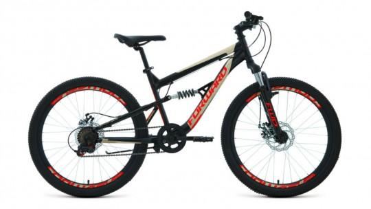 Подростковый велосипед Forward Raptor 24 2.0 Disc (2020)