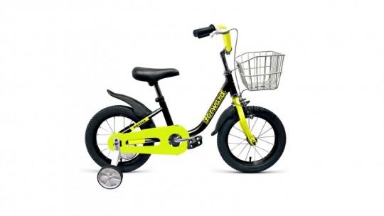 Детский велосипед Forward Barrio 16 (2020)