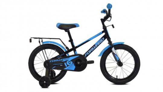 Детский велосипед Forward Meteor 16 (2020)