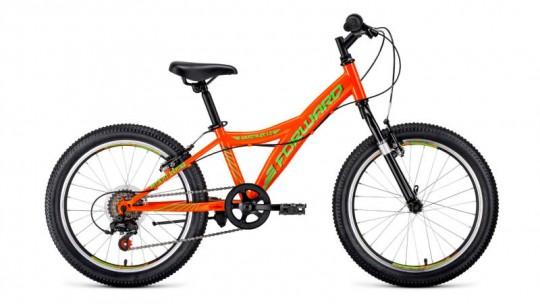Детский велосипед Forward Dakota 20 1.0 (2020)