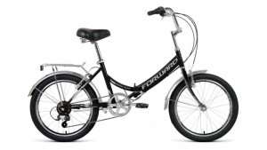 Складной велосипед Forward Arsenal 20 1.0 (2020)