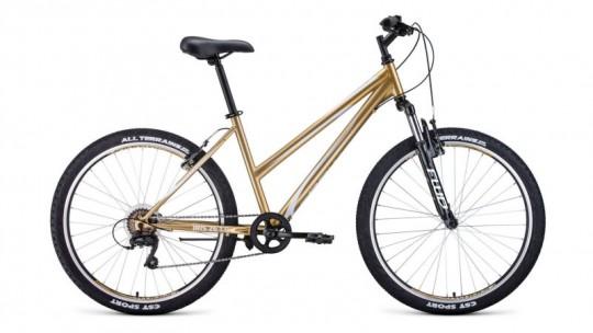 Женский велосипед Forward Iris 26 1.0 (2020)