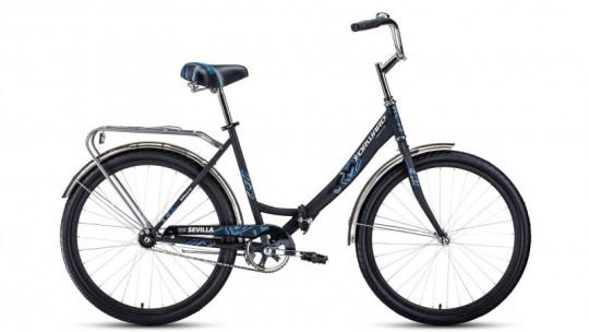 Складной велосипед Forward Sevilla 26 1.0 (2020)